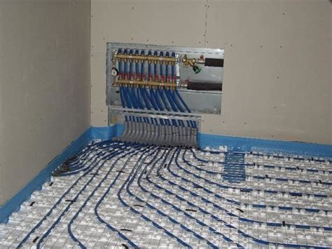 Installare Riscaldamento A Pavimento by Sistemi Di Riscaldamento Impianti Di Riscaldamento