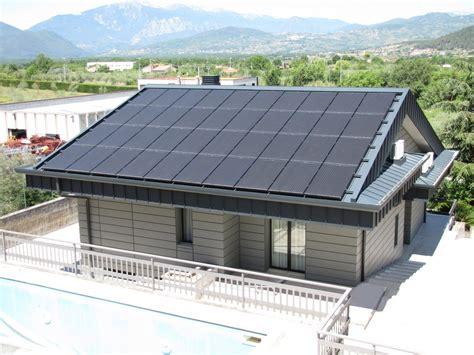 Rivestimento Tetto In Legno by Fotovoltaico Archivi Ruta S R L Tecnologie Metalliche E