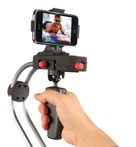 iphone steadicam iphone steadicam smoothee gadget breaks cover slashgear