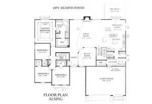 custom floor plan whalen custom homes alsing 3 bedroom st louis ranch floor plan