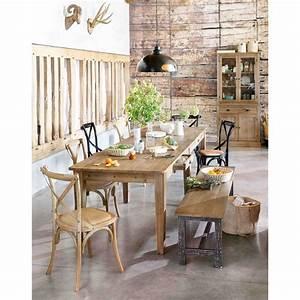 Rocking Chair Maison Du Monde : finest chaise noire chaise noire maisons du monde with maison du monde rocking chair ~ Teatrodelosmanantiales.com Idées de Décoration