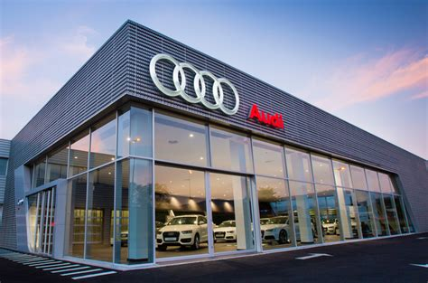 audi dealership map exle