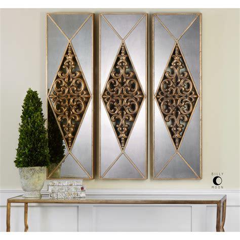 Jovie large wall decor, s4. Uttermost Alternative Wall Decor 04065 Serrano Mirrored ...