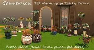 Ts2 To Ts4 Plants  U0026 Flowers Mega Pack At Xelenn  U00bb Sims 4