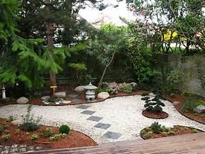 Comment faire un jardin japonais for Comment realiser un jardin
