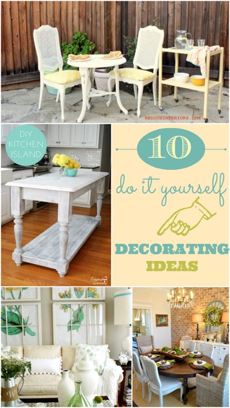 decorating ideas home stories