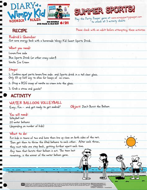 Rodrick Rules Book Summary Wwwpixsharkcom Images