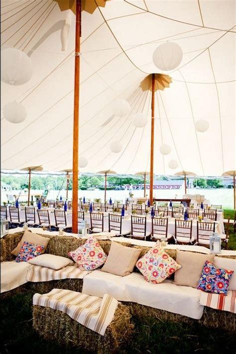 rustic bbq wedding tent decor ideas deer pearl flowers