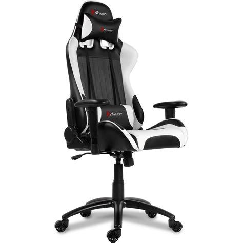 arozzi verona gaming chair white verona wt b h photo