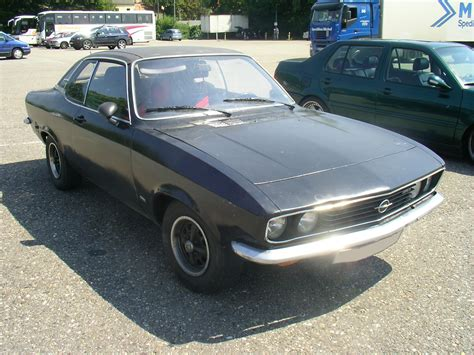 Opel Manta A by File Opel Manta A Front Jpg Wikimedia Commons