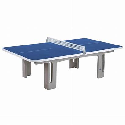 Table Tennis Concrete Tables Outdoor Polymer Ttw