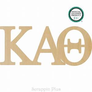 kappa alpha theta greek letters connected sorority letters With kappa alpha letters