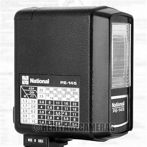 Quality Compact Manual Electronic Flash Unit With Hot Shoe