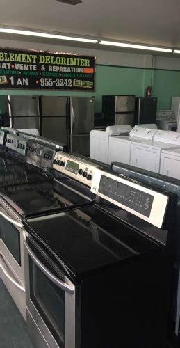 ameublement de lorimier kitchen appliances