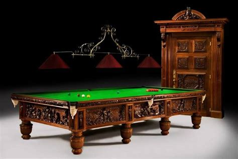 best pool tables in the world 1 queen victoria 39 s jubilee billiard table price 1 5