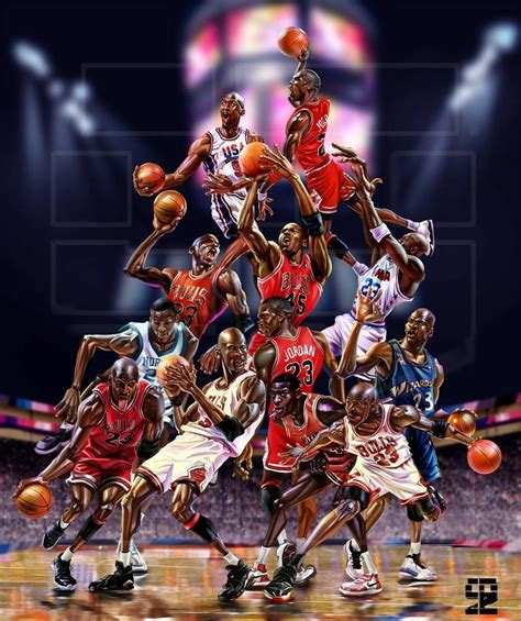nba legends wallpaper wallpapersafari