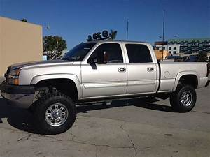 2003 6 6l Duramax Lb7 2500hd Crew Cab  Short Bed 4x4