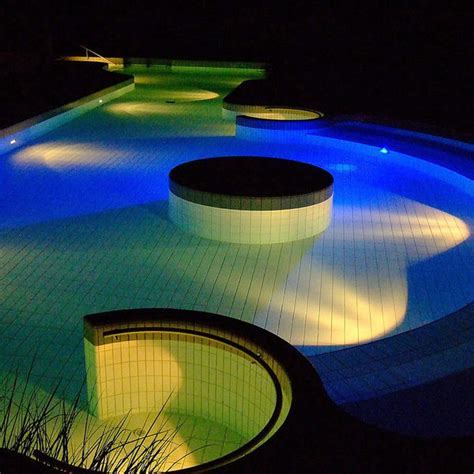 inground swimming pool lights on winlights deluxe