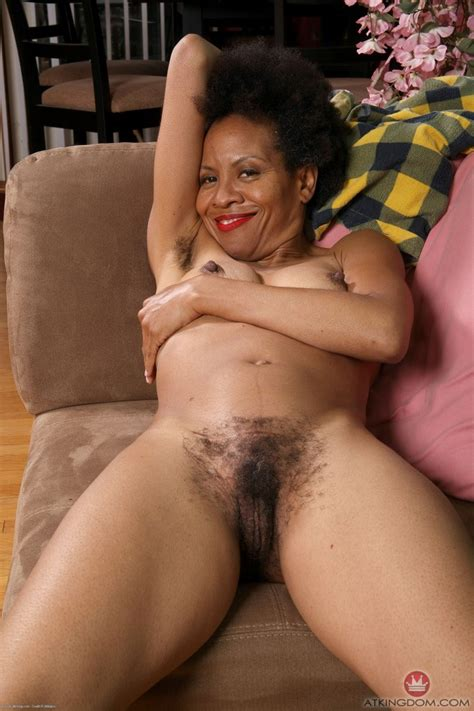Hot Hairy Moms Pics With An Exceptional Black Woman