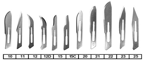 stainless steel surgical blades  box