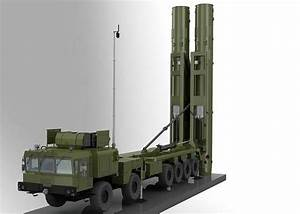 New Russian S-500 Prometheus air defense missile system ...