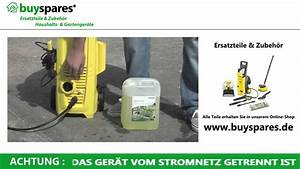 Kärcher 720 Mx Ersatzteile : anleitung reinigungsmittel in k rcher hochdruckreiniger verwenden youtube ~ Eleganceandgraceweddings.com Haus und Dekorationen