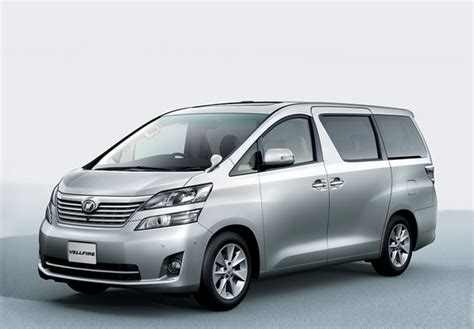 Toyota Vellfire Wallpapers by Wallpapers Of Toyota Vellfire 2 4 X 4wd Anh25w 2008 11