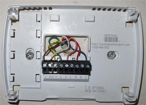 honeywell digital thermostat wiring diagram free wiring diagram