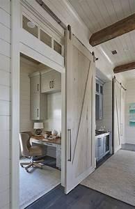 Puertas tipo granero para interior
