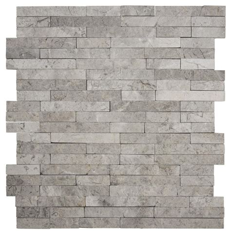 depot tile jeffrey court fortress splitface 12 5 in x 12 5 in x 8 Home