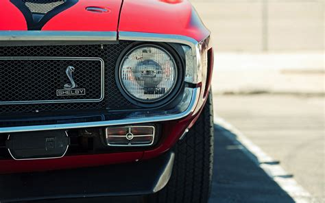 Ford Mustang Shelby, Muscle Cars, Car Wallpapers HD