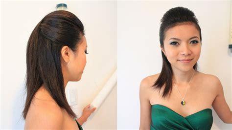 Sleek Pompadour Hairstyle For Short Medium Long Hair