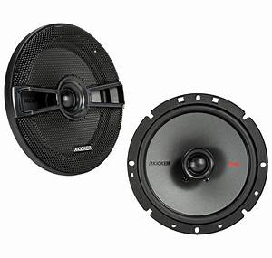 Kicker Car Speakers : kicker ksc670 car audio ks series 6 3 4 full range ~ Jslefanu.com Haus und Dekorationen