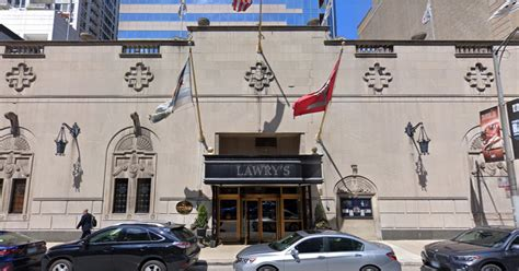 Lawry's The Prime Rib to close at end of year after 46 ...