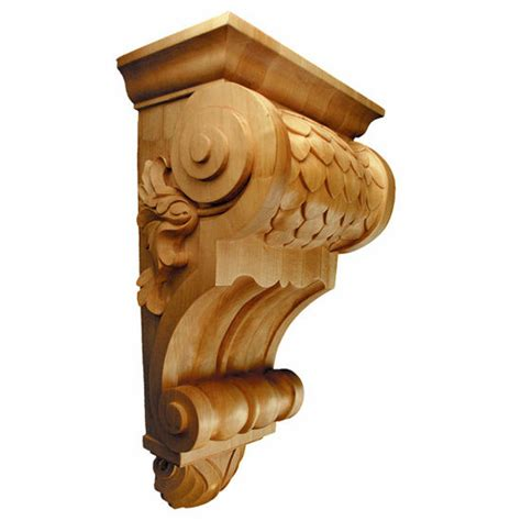 White River Corbels by White River X Large Large Imbricated Corbels