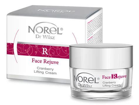 Norel - Face Rejuve - Cranberry Lifting Cream