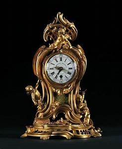 Pendule à Poser : pendule poser par ferdinand berthoud 1727 1807 re u ma tre horloger en 1754 paris poque ~ Teatrodelosmanantiales.com Idées de Décoration