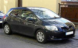 Toyota Auris 2008 : file toyota auris black jpg wikimedia commons ~ Medecine-chirurgie-esthetiques.com Avis de Voitures