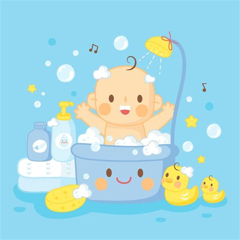 cute-baby-bath-shower - MomWoot