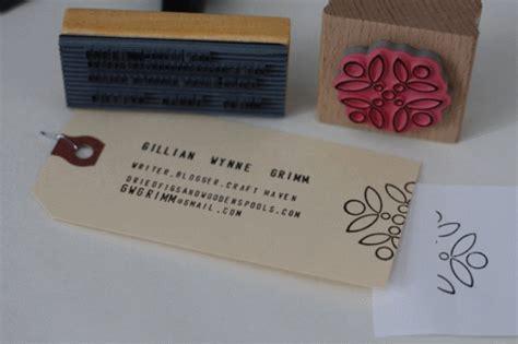 love  idea   handmade business cards