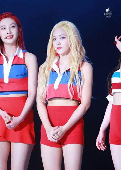 Yeri Red Velvet - SMTOWN in Seoul 2017