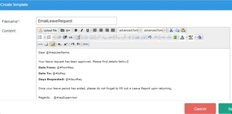 It Notification Email Template by 3 0 Notifications Documentation Processmaker