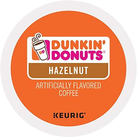 Experience this amazing dunkin' donuts coffee perfectly accented with hazelnut flavor directly from your singe serve brewer. Dunkin Donuts Hazelnut Flavored Coffee K-Cups For Keurig K Cup Brewers (24 Count) | Walmart Canada