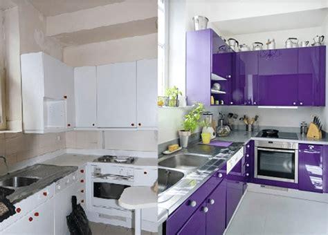 como pintar los muebles de cocina