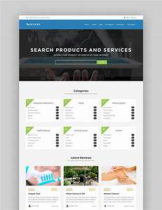 product review template wordpress - 20 best wordpress directory themes to make business