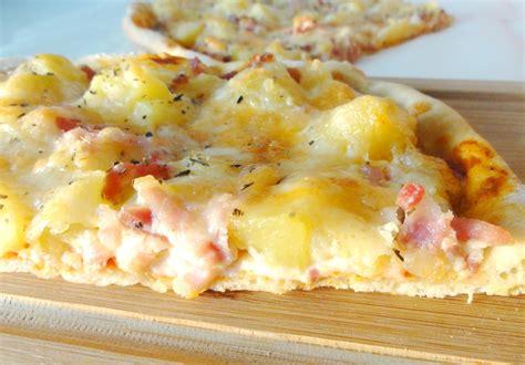 pizza scala maison aux fourneaux