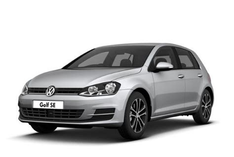 vw golf mk7 colours guide and prices carwow