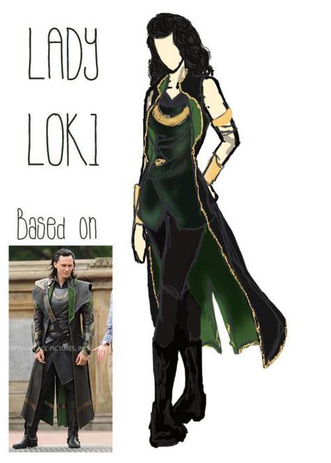 43 Best Lady Loki Cosplay Ideas Images On Pinterest