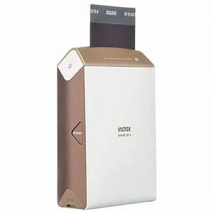 Fujifilm Instax Share Smartphone Printer SP-2 - Gold ...
