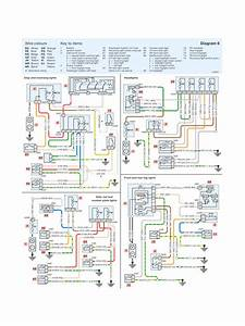 Peugeot Wiring Diagram 206 Wiring Library